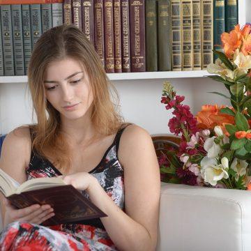 Hola Virgo: ¿te gusta leer? Esto es para ti